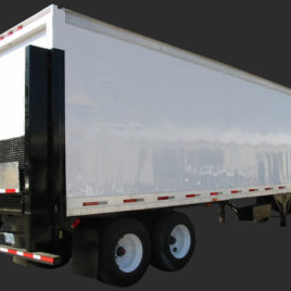 Dry/Refrigerated Bulk Van Trailers