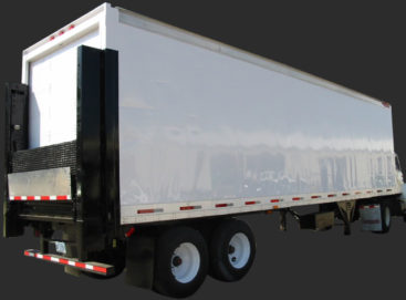 Dry or Refrigerated Bulk Van Trailers