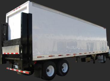 Dry or Refrigerated Bulk Van Trailers