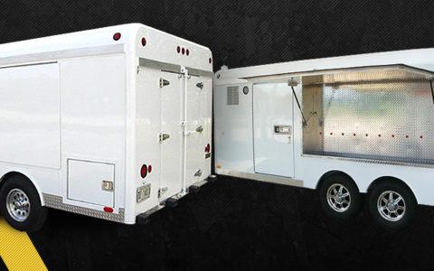 Deluxe Canopy Door Model