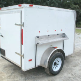 2017 Freedom Refrigerated Special Event Trailer