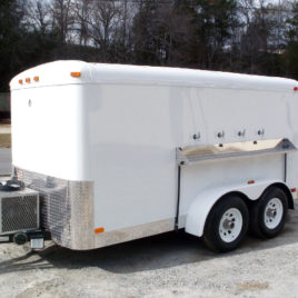 2007 R & D Refrigerated Special Event Trailer