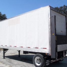 2005 Road Systems Dry Van Trailer