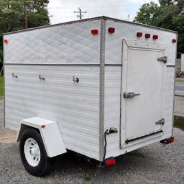 2003 Pauli Cooler Refrigerated Special Event Trailer