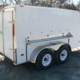 Used Equipment Triple B Truck Body