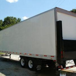 2009 Utility Dry Van Trailer