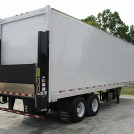 2008 Strick Dry Van Trailer