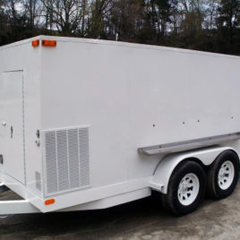 1998 Atlas Refrigerated Special Event Trailer