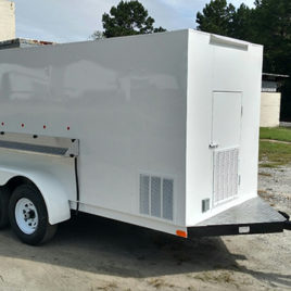 1996 Williamson Refrigerated Special Events Trailer
